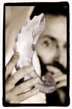 Man shofar