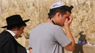 Tabernacle Kotel prayer