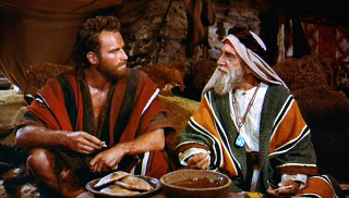 Moses and Jethro