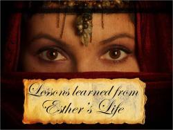 Purim Esther four