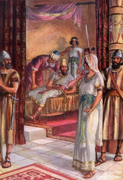 Purim Esther kiing