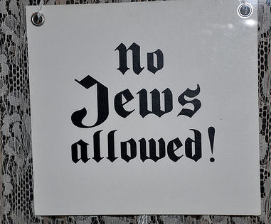 No Jews Allowed