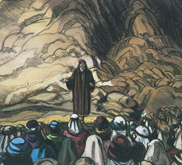 Moses Speaks