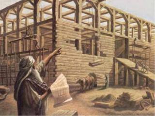 Noah Ark Building