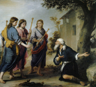 Abraham Three Angels
