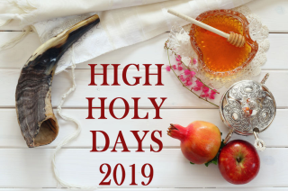 High-Holy-Days 2019